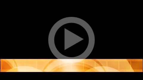 Orange Filmstrip Free Lower Third Templates